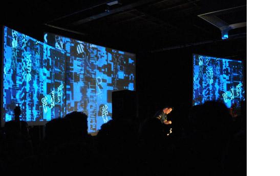 Blip Festival, NY, 2011