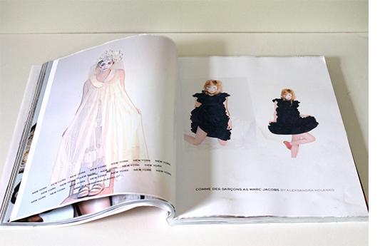 Vogue, 2012